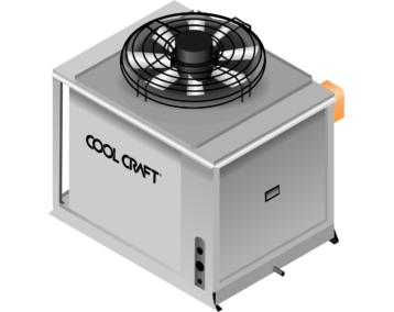 powietrzna pompa ciepła C-Coil
